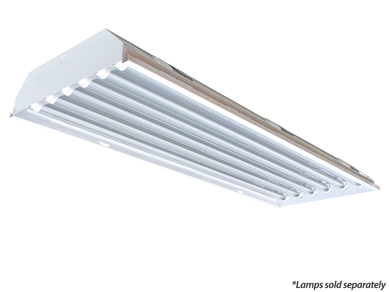 Triton LED T8 Low Bay - 6 Lamp - 13071556
