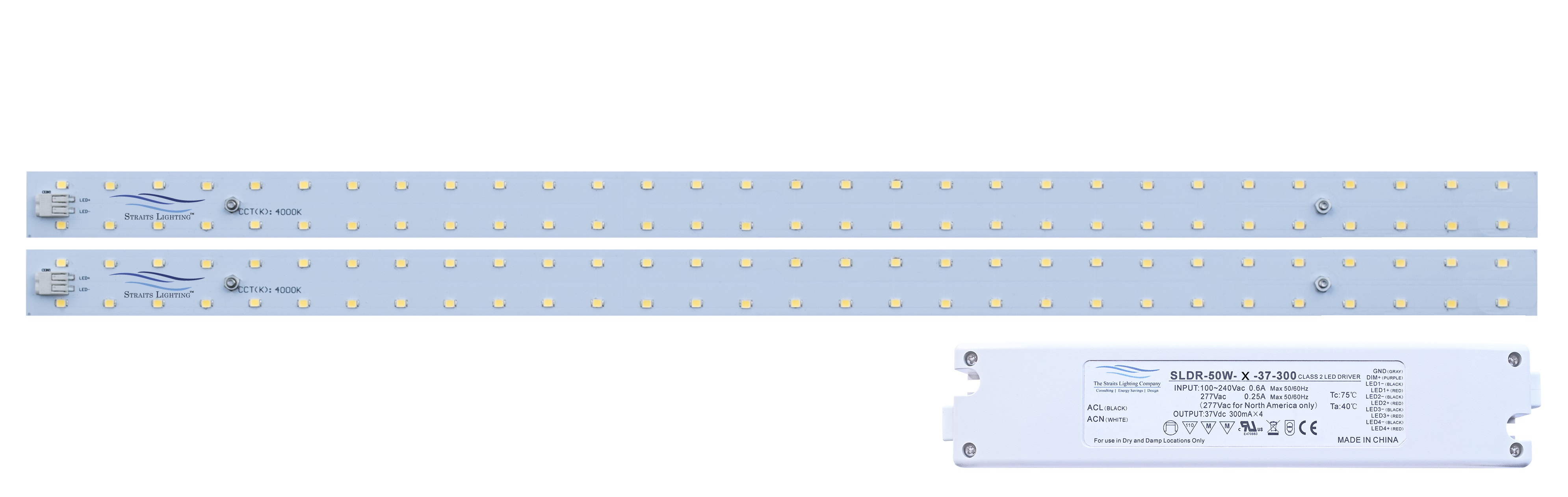 Channel Light LED Surface Board - 17150051