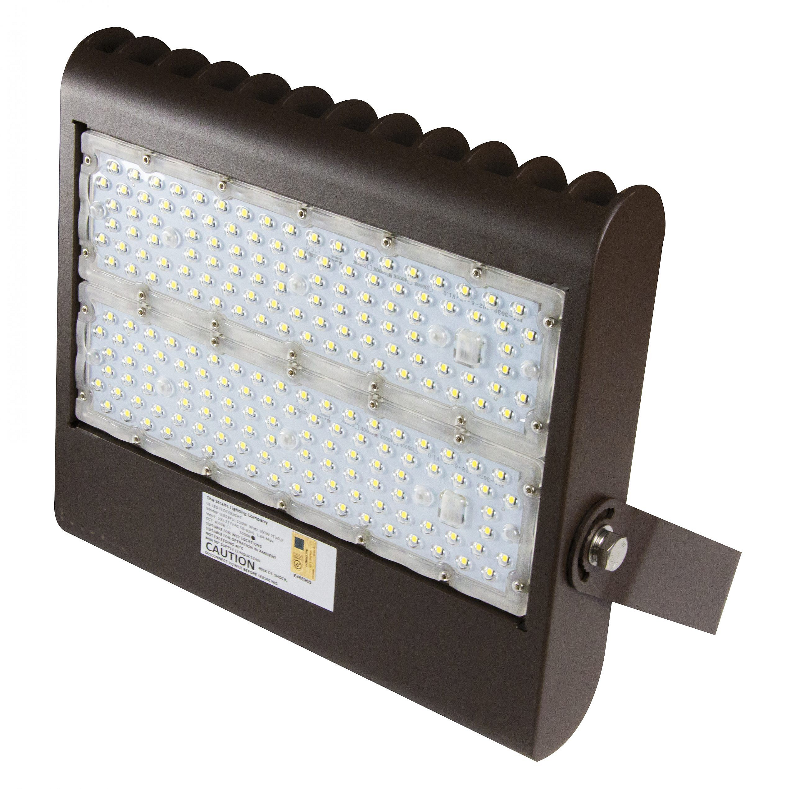 Flood Light FLL – 100w – 5000K – Yoke Mount