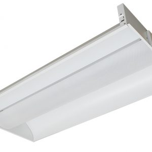 LED Ready Fixtures Tri-Line LED T8 Troffer - 13071899