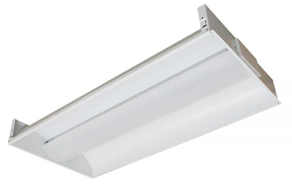 LED Ready Fixtures Tri-Line LED T8 Troffer - 13071898