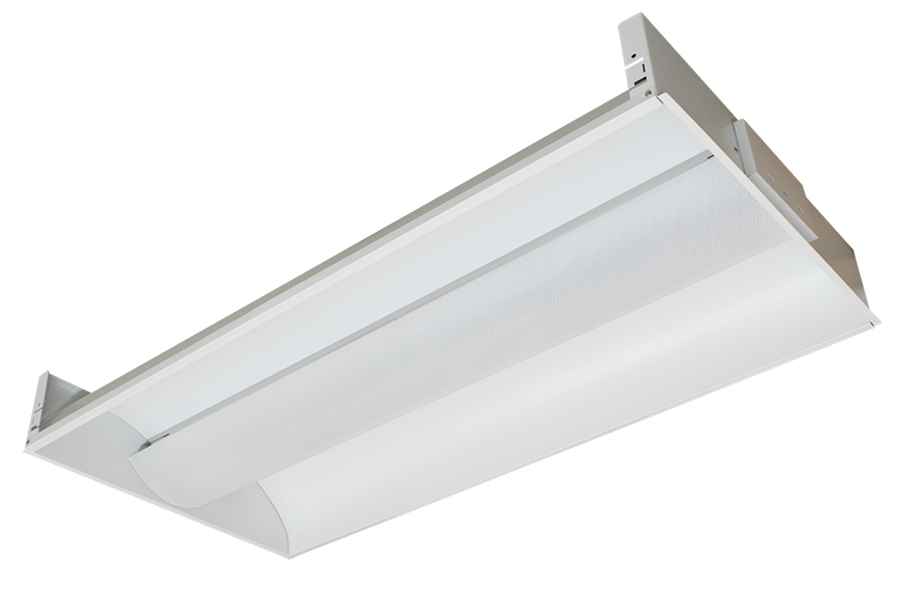 Tri-Line LED T8 Troffer