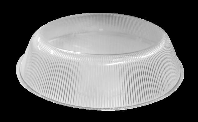 16″ Plastic Flat Bottom Cover Fits 100w & 150w
