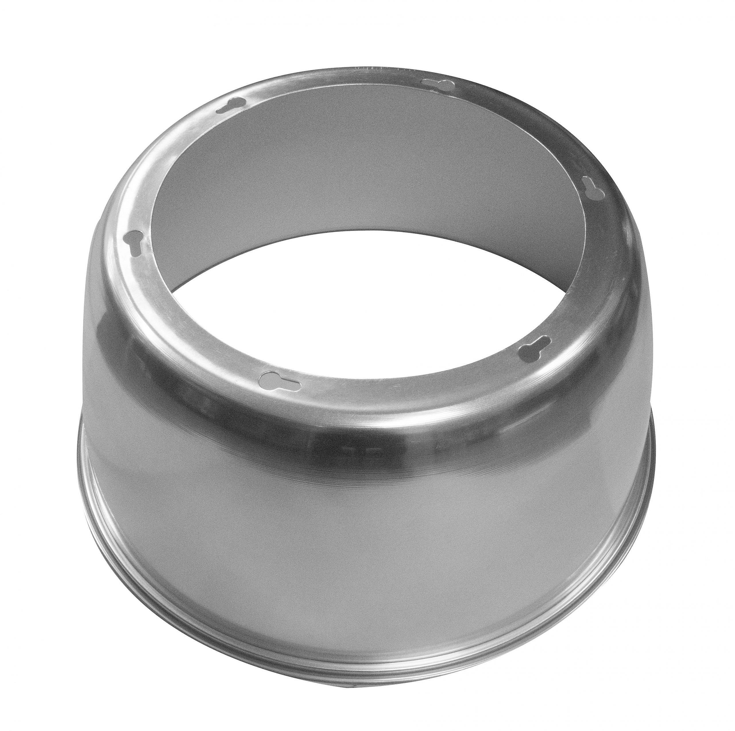 16″ Aluminum Reflector Fits 100w & 150w